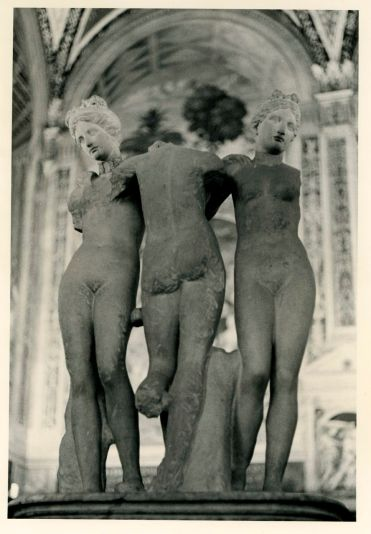 Florence, Italy. the Three Graces©
