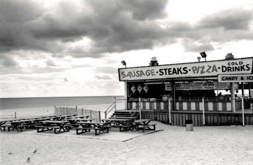 Jersey Shore. By Paul Goldfinger ©