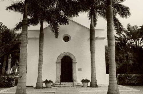 Our Lady of Mercy. Gaparilla Island, Fla.