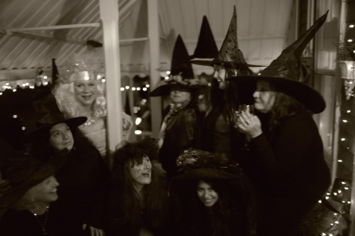 Halloween in Ocean Grove 2015. Paul Goldfinger photograph ©
