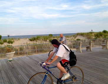 Planning To Bike On The Boardwalk From Og Through Asbury Park Not