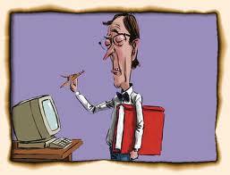 The Blogfinger Grammarian: Don't Be a Honey Badger