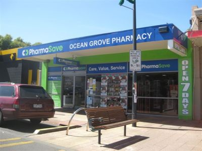 They have a pharmacy, we don't. Photo by the Whildens