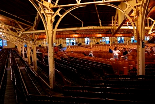 The Great Auditorium in Ocean Grove, NewJersey. by Paul Goldfinger. 2012