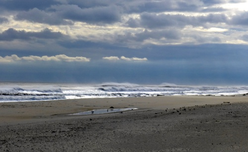 Ocean Grove, NJ. December 21, 2012. By Paul Goldfinger. Click left for full view.  ©