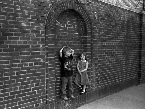 New York City, 2011.  By Paul Goldfinger. New York Street Series  ©
