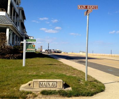Summer rental available at Main and Ocean Avenues.  4/3/13  PG photo