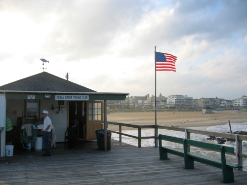 2004. Ocean Grove, NJ.  by Paul Goldfinger ©  Left click for full view