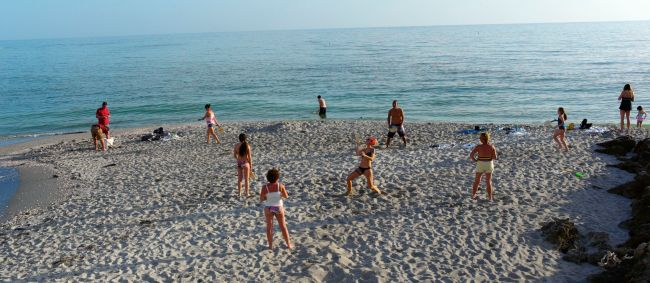 Captiva Island, Fla. 2013. By Paul Goldfinger. © Left click for front row seat