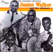 Jr. Walker and the All Stars. Internet photo