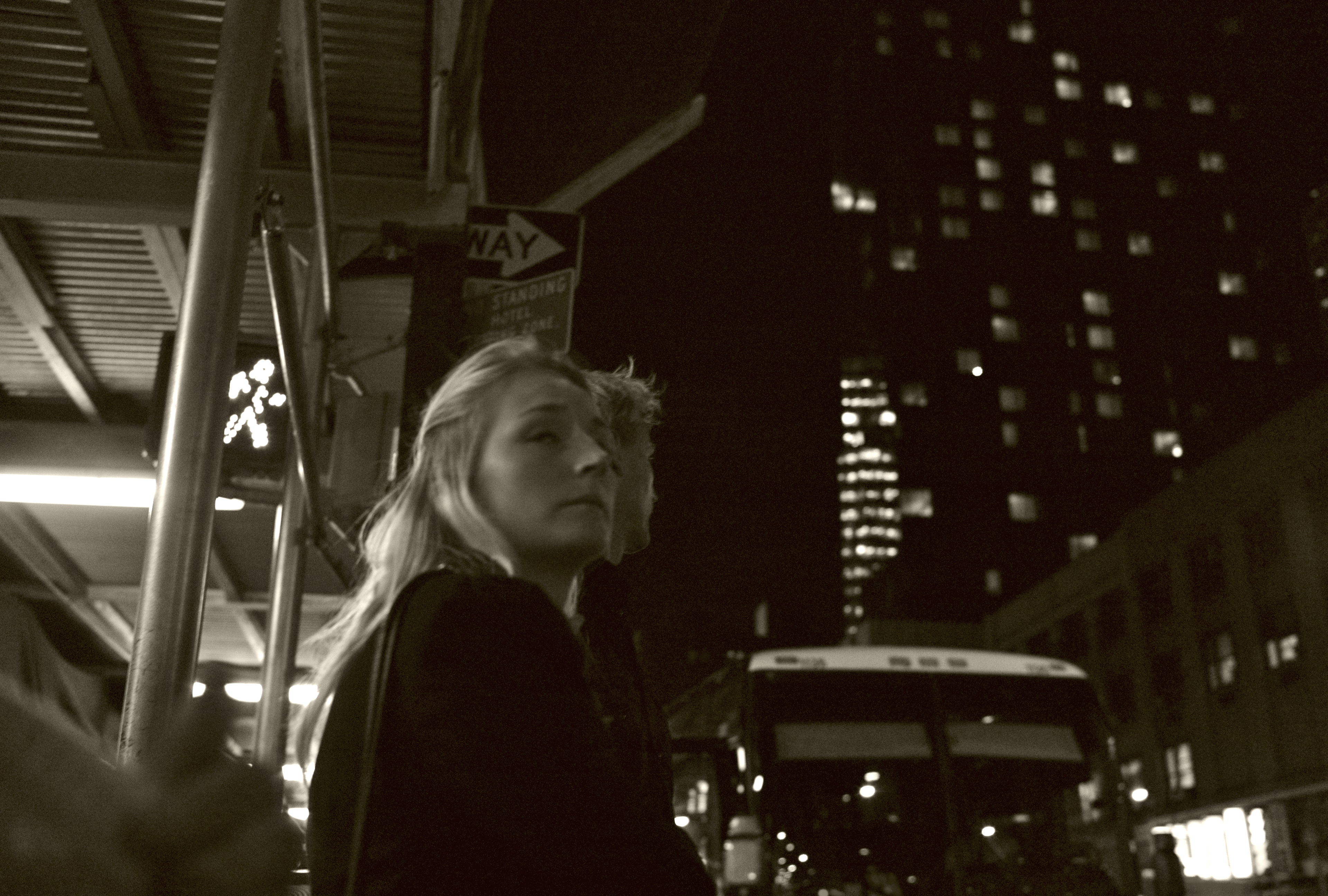 NYC Street Series. By Paul Goldfinger