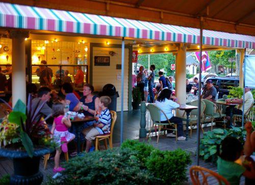 Days Ice Cream.  Ocean Grove, NJ. August 5, 2012. © Paul Goldfinger photo