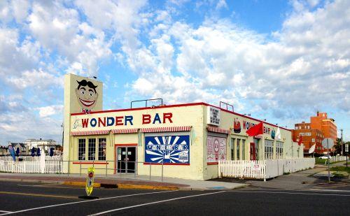 The Wonder Bar.  Asbury Park, NJ. Paul Goldfinger photo © August, 2013