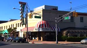 That famous Freedman's corner in Belmar, New Jersey