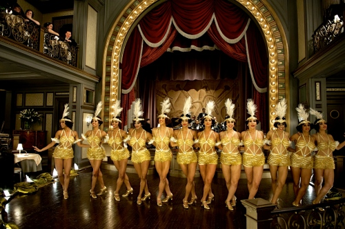 Boardwalk Empire: A 1920's Atlantic City nightclub.