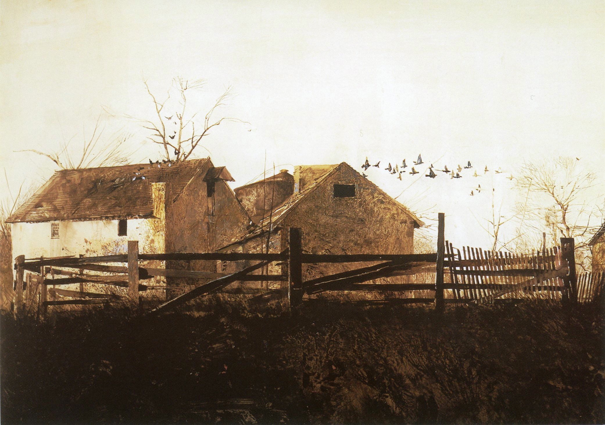 Andrew Wyeth S Studio Part 2 Blogfinger