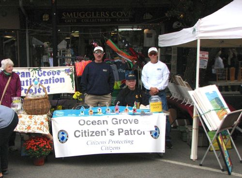 Promoting Citizen Patrol and Beautification.