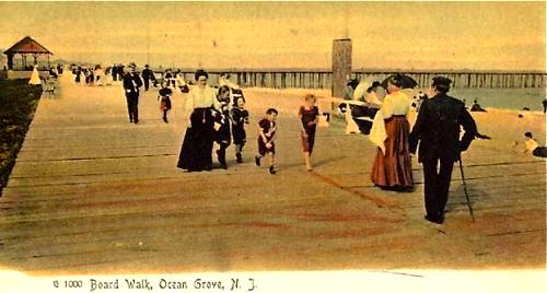Postcard.  Courtesy of Rich Amole, Shawmont Hotel historian.