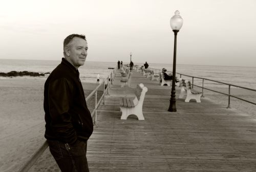 Bob Bowne, Photographer. Ocean Grove Pier (October 30, 2013. By Paul Goldfinger @Blogfinger ©