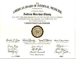I am not Dr Chung, but I have one just like this, but it has my name: Blogfinger, MD