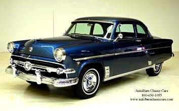 Name that car contest it s a 1954 ford customline 2 door for 1954 ford customline 4 door