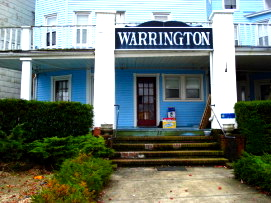 The Warrington.  Blogfinger photo