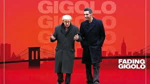 Woody Allen and John Turturro