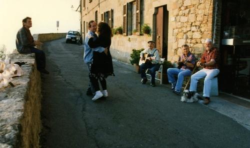 Volterra, Italy. Paul Goldfinger photo ©