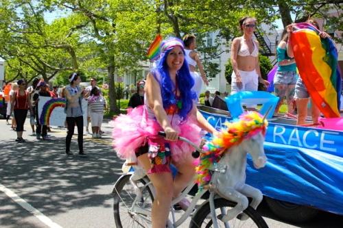 Pride Parade. NJ.com photo