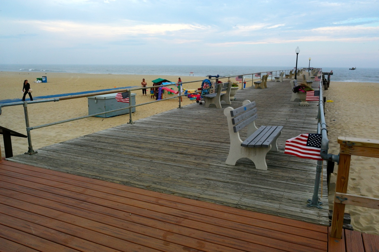 Cma will not appeal for fema funding for the fishing pier for Pier fishing net