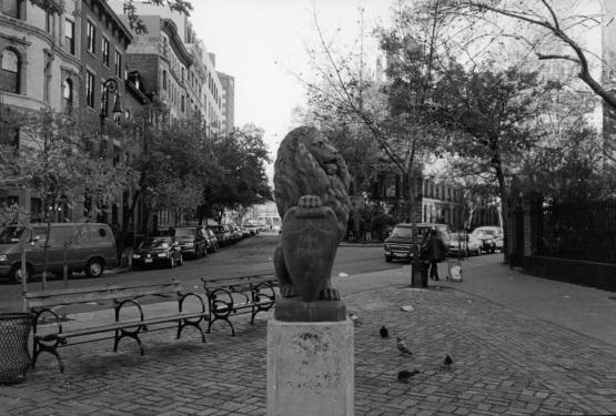 New York Street Series. By Paul Goldfinger ©