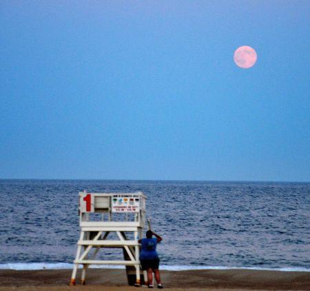 Sea Girt.  By Barry Rosenberg (Ocean Grove)