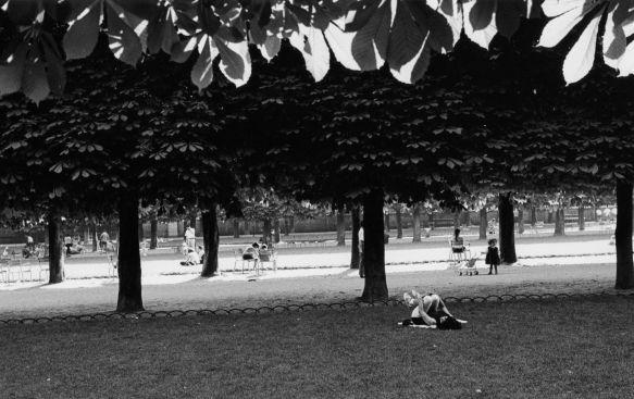 Jardin des Tuileries. Paris. By Paul Goldfinger  ©