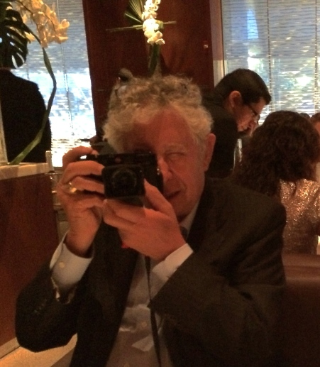 "Say ""fromage."" August, 2014. Blogfinger on assignment at Le Bernardin."