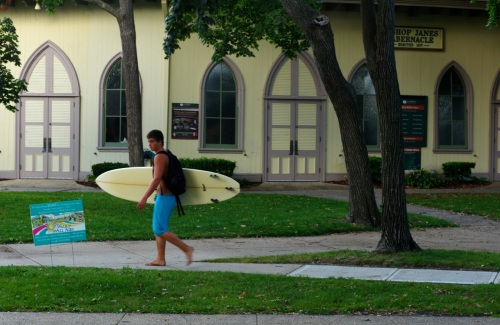 Ocean Grove. August 2014.  Paul Goldfinger photo ©  click to enlarge