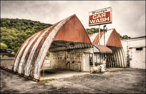 """""""Wash the Car Wash."""" By Bob Bowné September, 2014. ©Special to Blogfinger"""