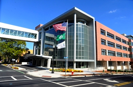 Hackensack University Medical Center. Internet photo