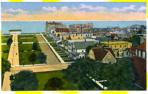 Ocean Grove, 1917 Submitted by Rich Amole, Blogfinger staff.
