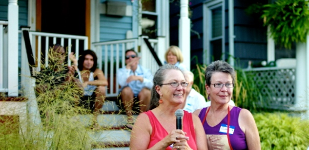 Mt. Hermon Way. Ocean Grove homeowners want to know:  Blogfinger file photo ©