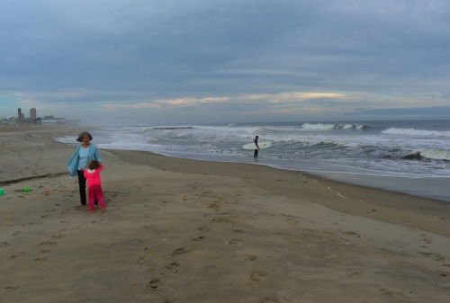 Ocean Grove.November, 2013. Paul Goldfinger photo ©