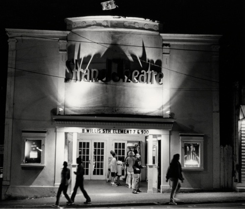 The Strand. Oak Bluffs, Martha's Vineyard. c. 1997. By Paul Goldfinger ©