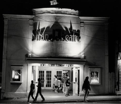 The Strand. Oak Bluffs, Martha's Vineyard. c. 1997. By Paul Goldfinger ©