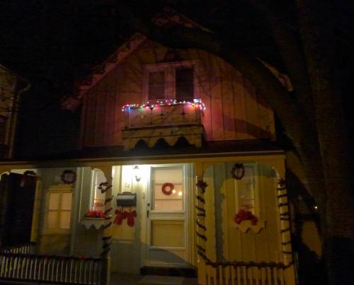 Ocean Grove.  Dec. 2014.  Blogfinger photo