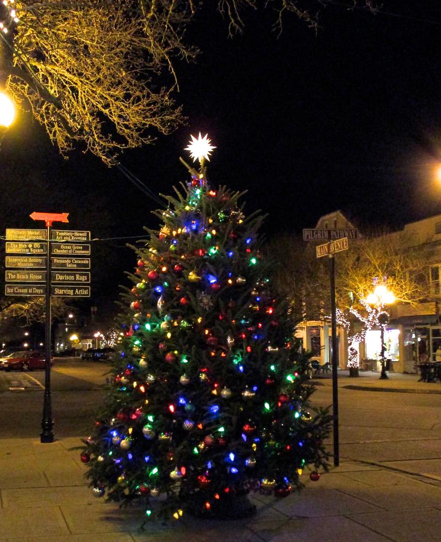 Christmas Lights Jersey: Christmas In Ocean Grove