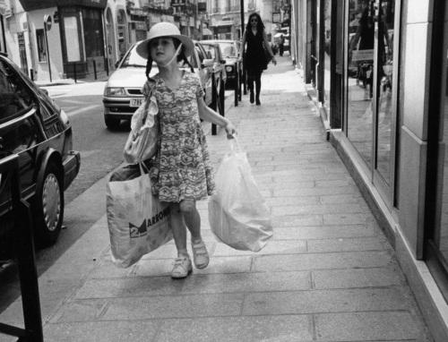 Rue Jacob, Left Bank, Paris. Paul Goldfinger photo ©