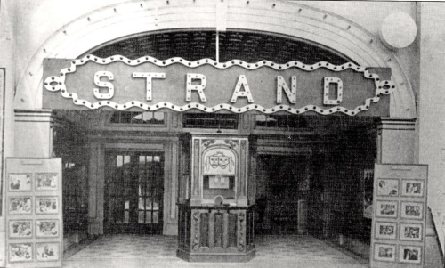 The Strand was built in 1911 at the North End. Originally it was called Scenario. From Wayne T. Bell's Images of America: Ocean Grove. (with permission)