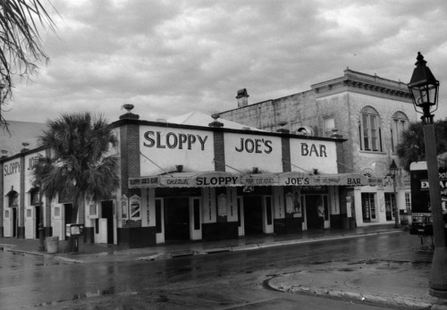 Key West, Florida Photo by Paul Goldfinger. Silver gelatin print. ©