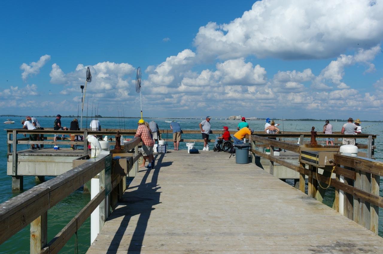 Sanibel island fishing pier blogfinger for Sanibel fishing pier