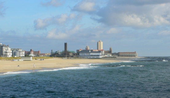 What will Ocean Grove's northern skyline look like in the future?  Paul Goldfinger photo 2007  ©