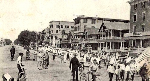 Ocean Grove 1912.  Submitted by Rich Amole, Blogfinger staff.©